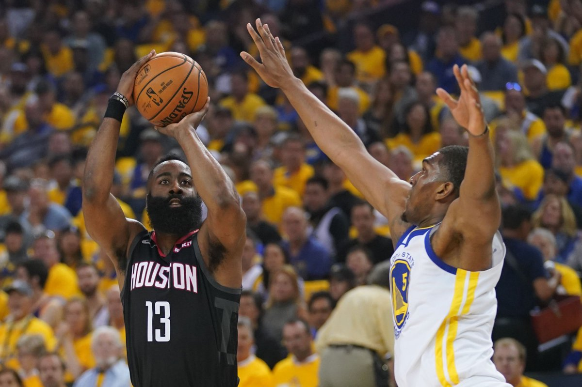 dceba750213 Takeaways from Rockets vs. Warriors Game 1 from  ConradBuckets  https   t.co HyftIXNXV3 https   t.co IUF6i1MqjE