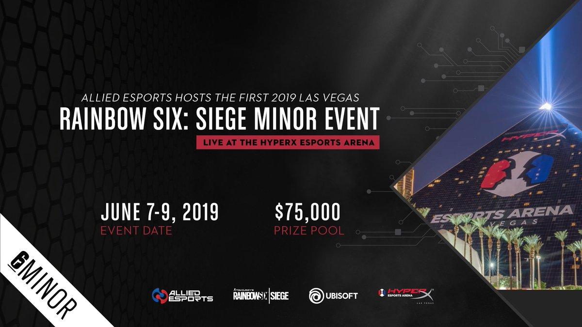 HyperX Esports Arena Las Vegas on Twitter: