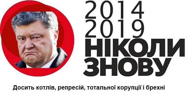 """Порошенко поблагодарил украинский народ за """"счастье быть лидером Украинского государства"""" пять лет - Цензор.НЕТ 186"""