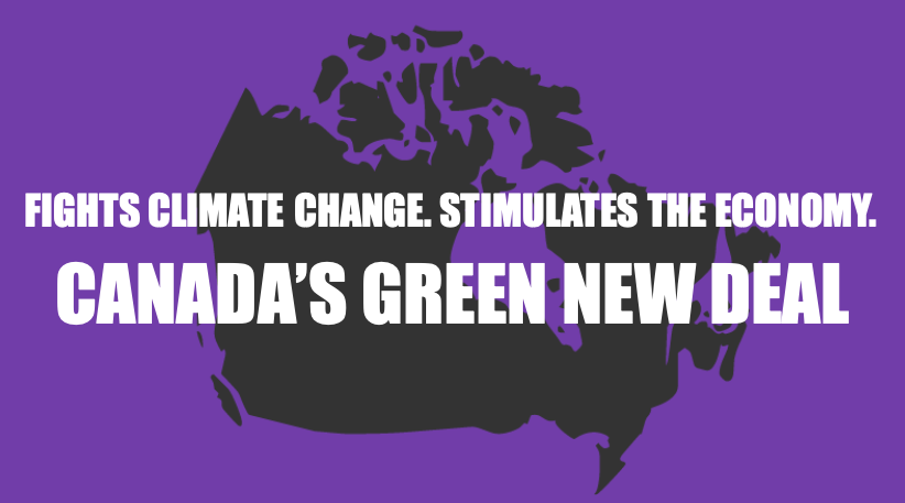 In this election & every election I'll be voting for a  #GreenNewDeal & so should you. And we find horses that can run. And we keep losing until we win. In Canada & everywhere else. If there's hope to be had it's that there are more of us than there are of them. I believe that /90
