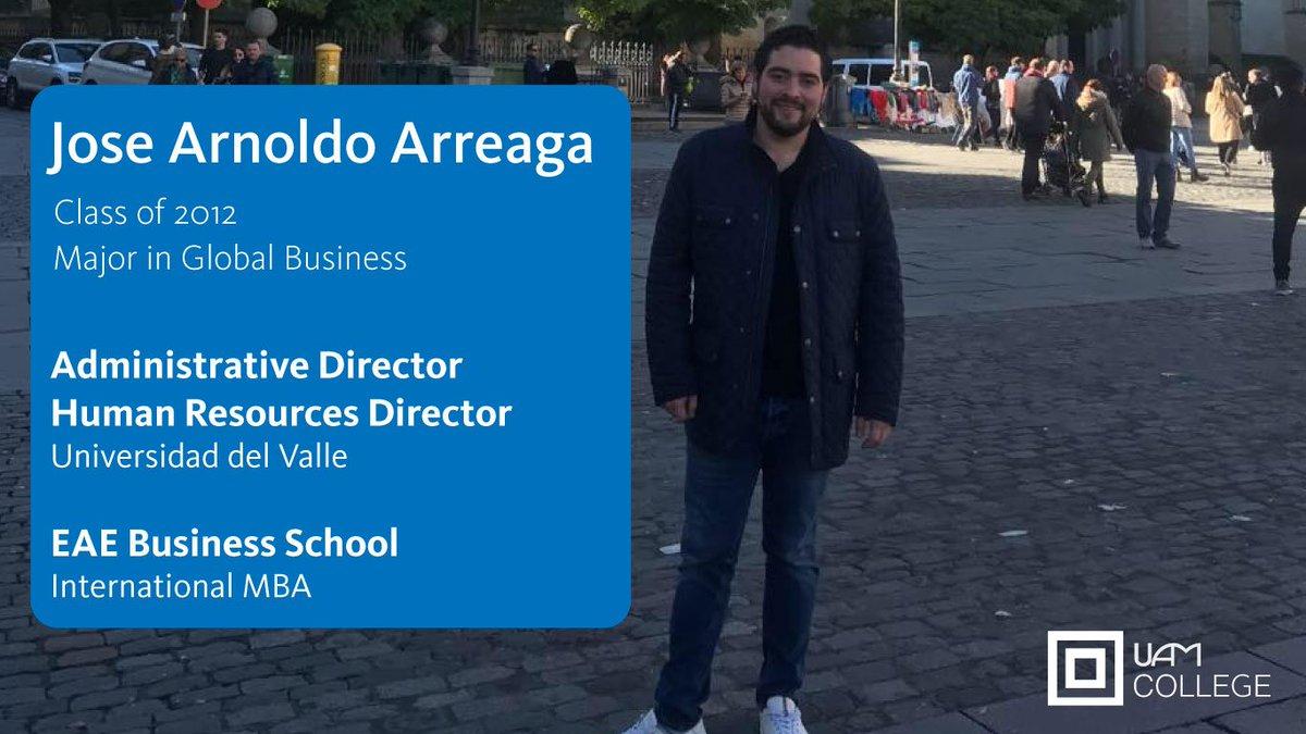 Jose Arnoldo Arreaga, Class of 2012  1 of 300+ Transformational Alumni  https://t.co/s8kUj5dAVm https://t.co/r46xZorXnu