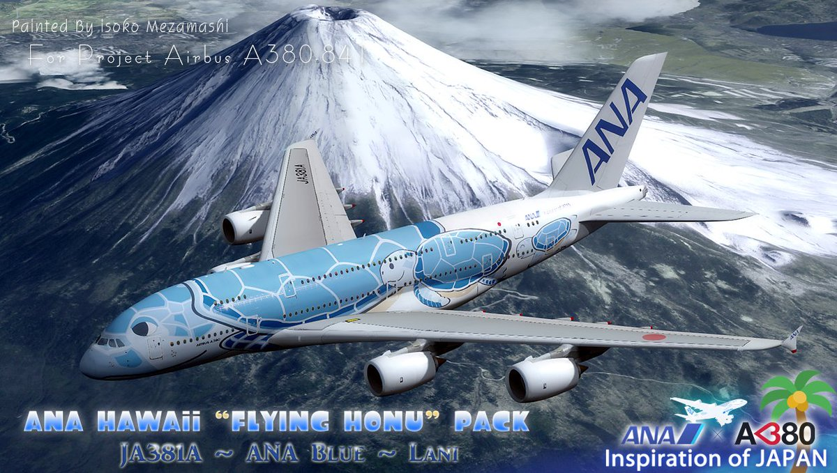 A380 For Fsx