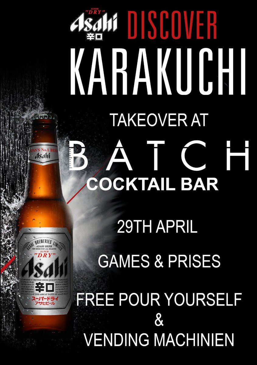 Batch Bar Peckham (@BatchBar) | Twitter