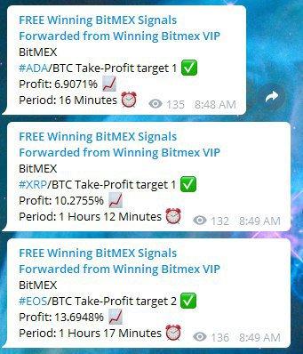 Winning Crypto News & Signals (@bagsofbitcoin) | Twitter