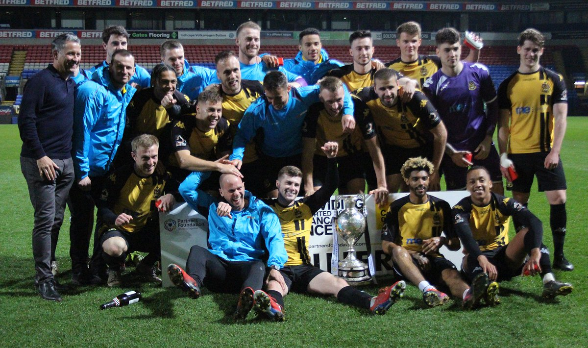 Well done to all at Southport FC!