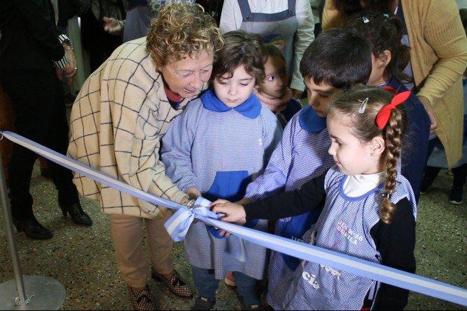 #Provinciales | Educación inauguró ampliación de JIN en Dorila
