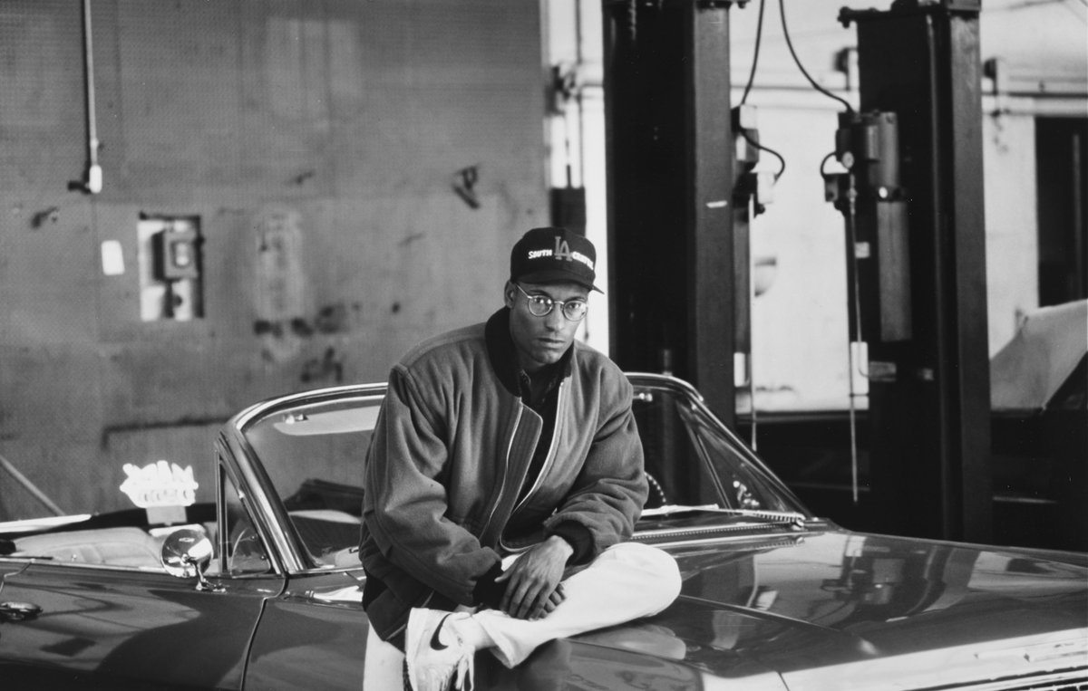 The youngest-ever Best Director nominee and an inspiration to us all. John Singleton, you will be greatly missed.