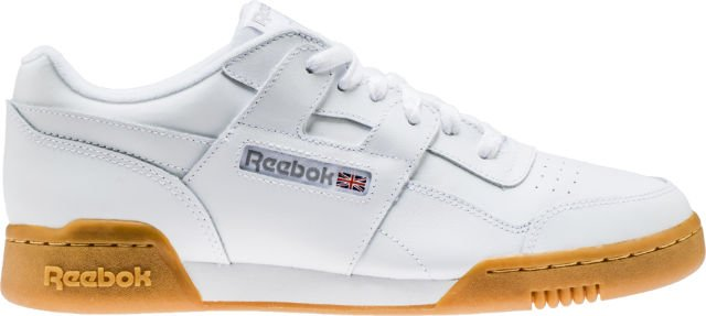 be8e24653dc reebok workout plus mens lifestyle sneaker the minimally styled upper keeps  the focus on the iconic