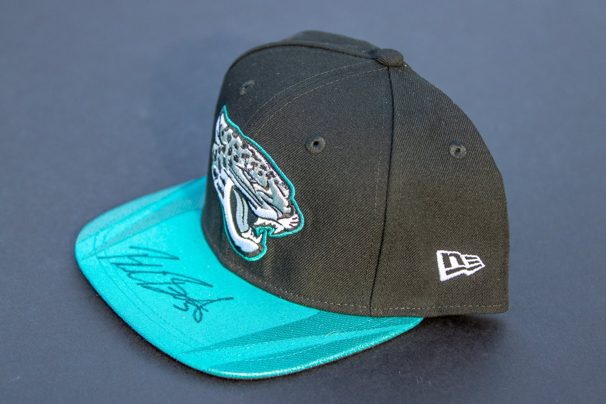 These #BlakeBortles autographed items could be yours! Bid on your favorite item at our online auction here: https://t.co/TMFt6NShpT Proceeds go towards our efforts in supporting those w/ intellectual & developmental disabilities (#IDD) and #firstresponders. #BB5Foundation https://t.co/A8l2VMwaf3