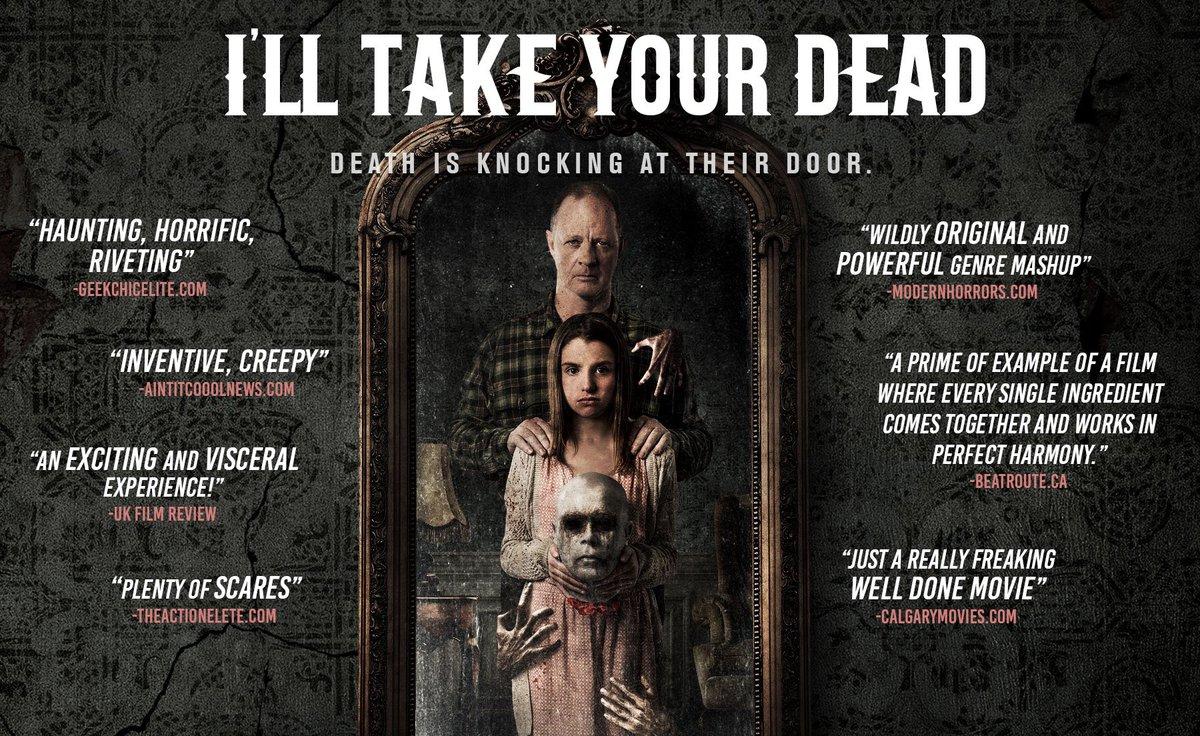 Resultado de imagem para Iâll Take Your Dead  chad archibald poster