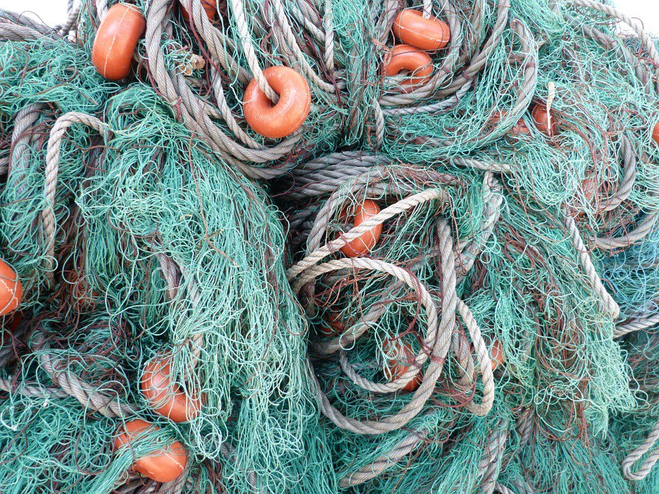 Рыболовные сети картинка
