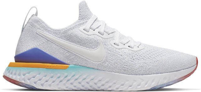 reputable site 54aa6 94612 the nike epic react flyknit 2 takes a step up from its predecessor with  smooth lightweight
