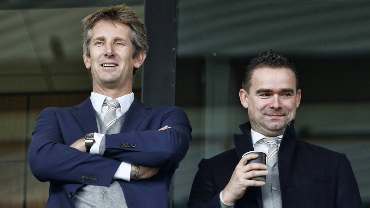 """""""🇾🇪Manchester United don't """"need someone proven"""" for the  role of technical director. Edwin Van Der Sar (CEO of Ajax) was a marketing  director & Marc Overmars (Director of Football)"""