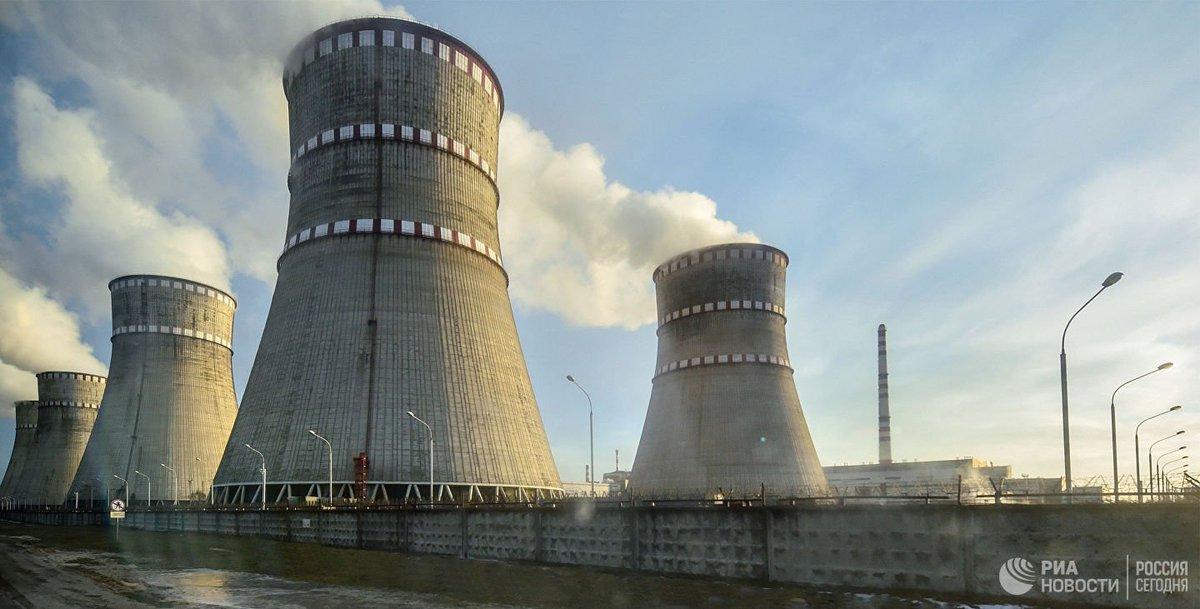 Украинские АЭС больше не нужны