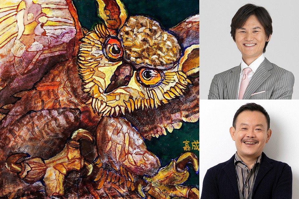 我らが 井上芳雄 さん がナビゲーターを務める WOWOW トニー賞 授賞式生中継番組のビジュアルが
