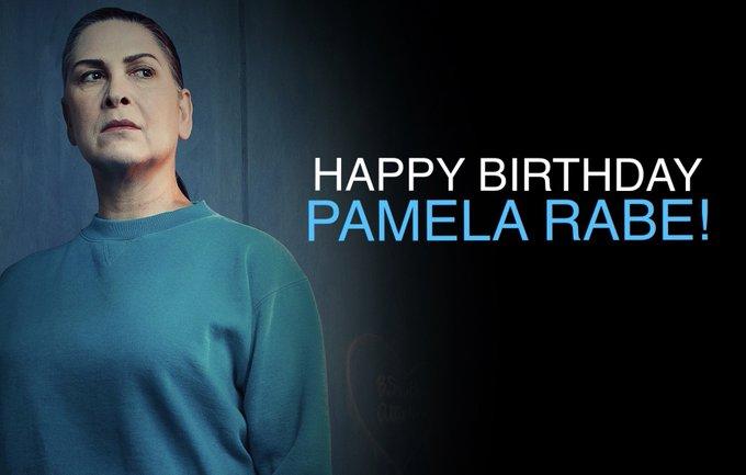 Happy Birthday Pamela Rabe!