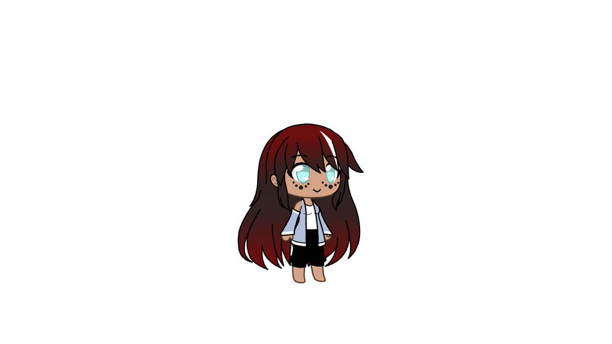 Shizuolover On Twitter Another Gacha Life Oc All The