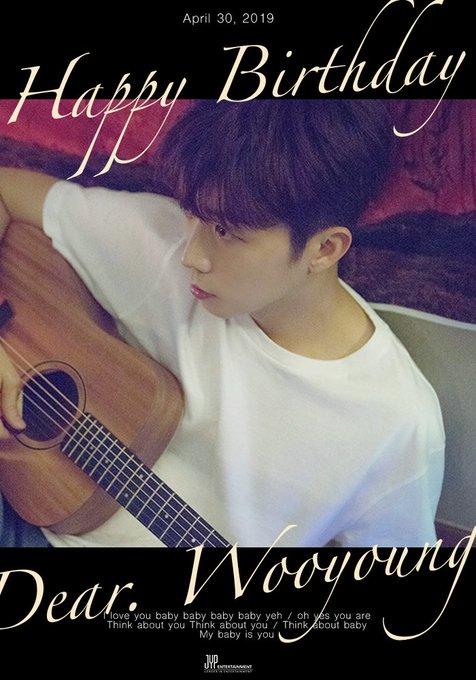 Happy Birthday Jang Wooyoung