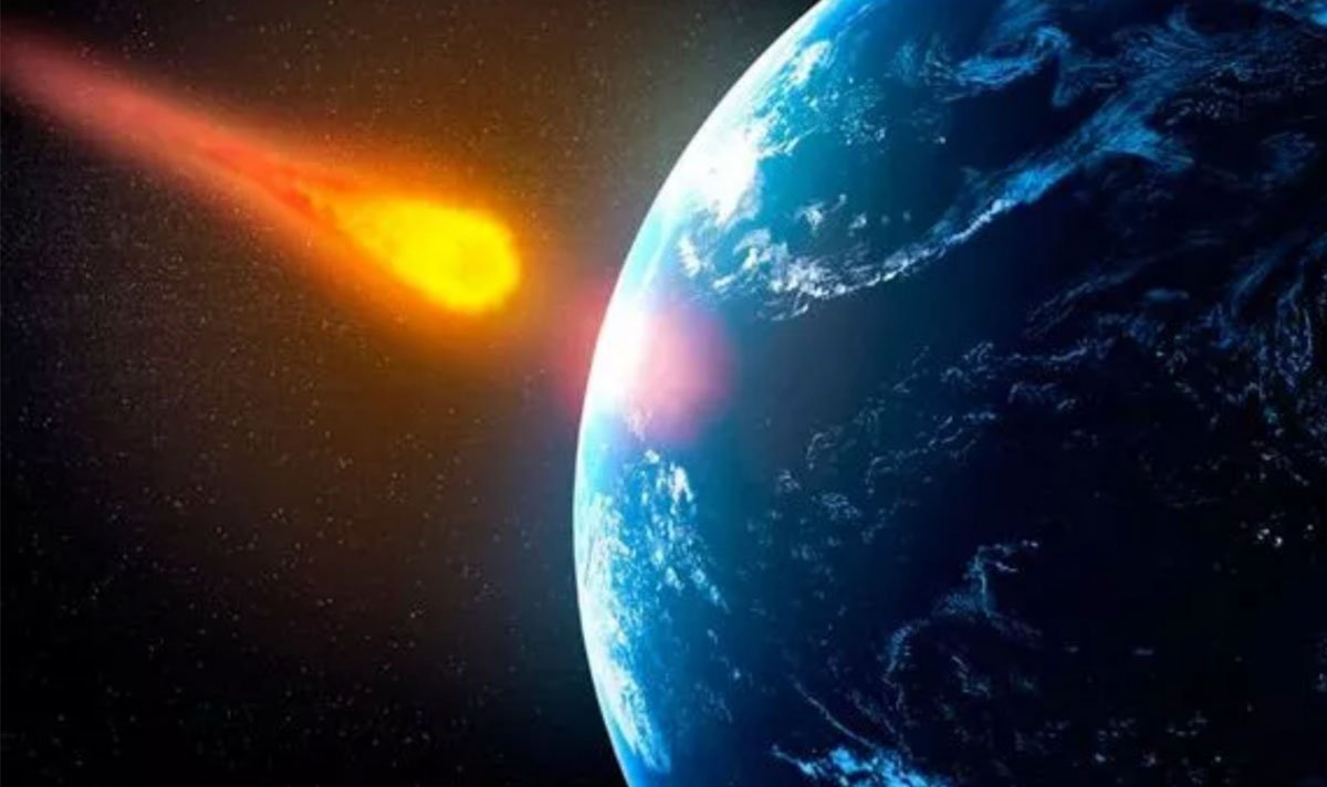 asteroid impact : Latest News, Breaking News Headlines ...