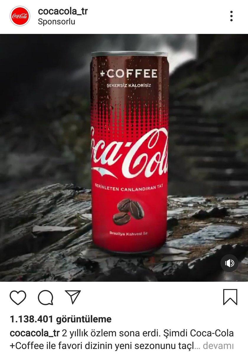 Coca Cola reflü