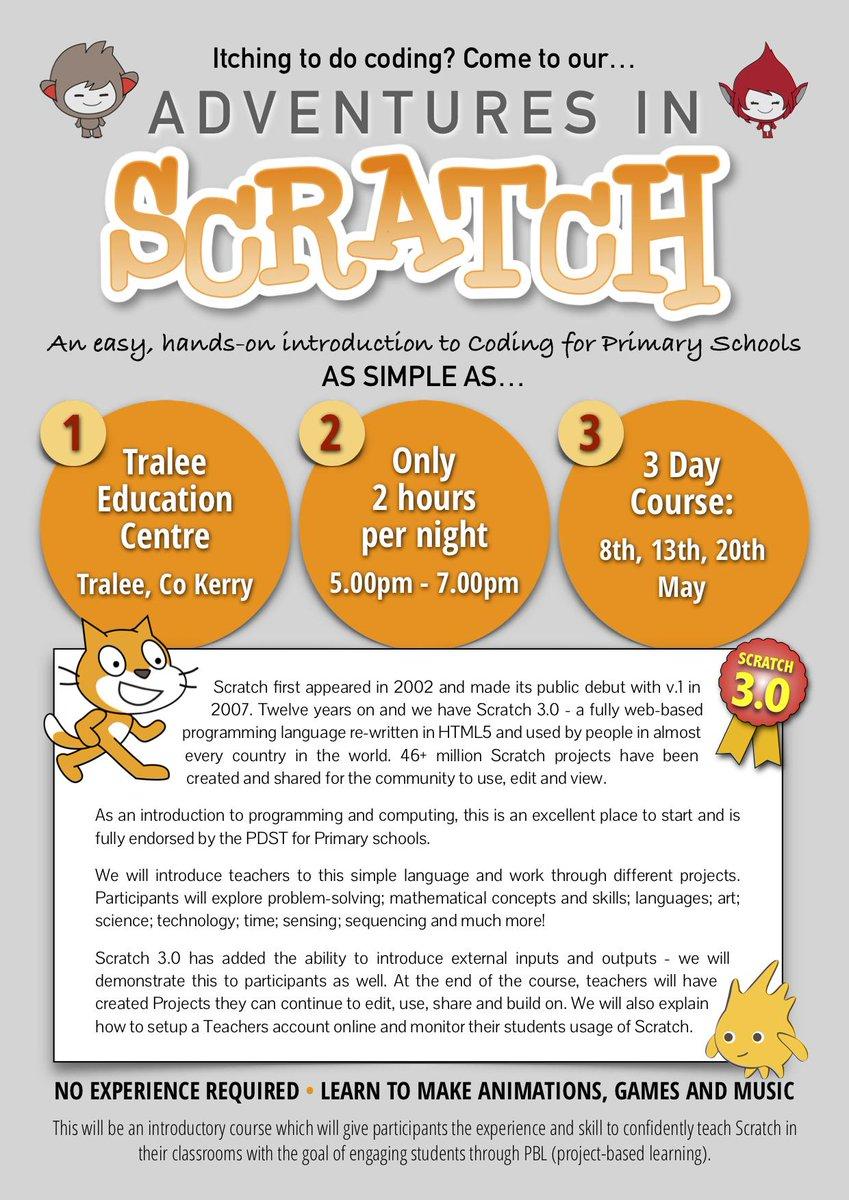 Scratch ie (@scratch_ie)   Twitter