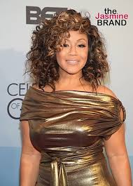 Happy birthday to Erica Campbell.  God bless you, you have been a blessing.