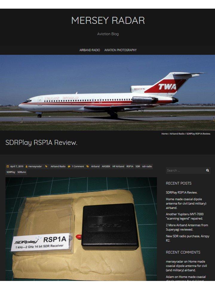 Airspy Reviews