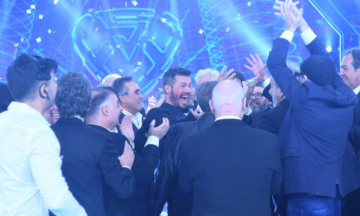 #ShowMatch alcanzó picos de 22 puntos en su vuelta a la TV