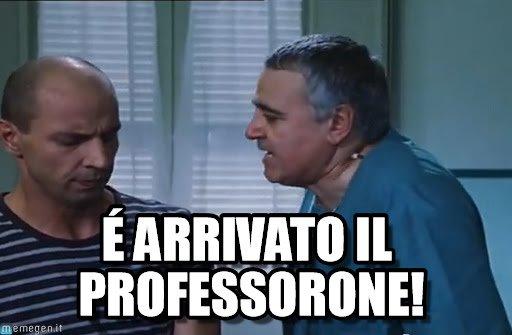 """TodAnnalisa on Twitter: """"Dottore, perché non gli diamo un calmante per  endovenosa, che ne so io, 4 cc di placibio?… """""""