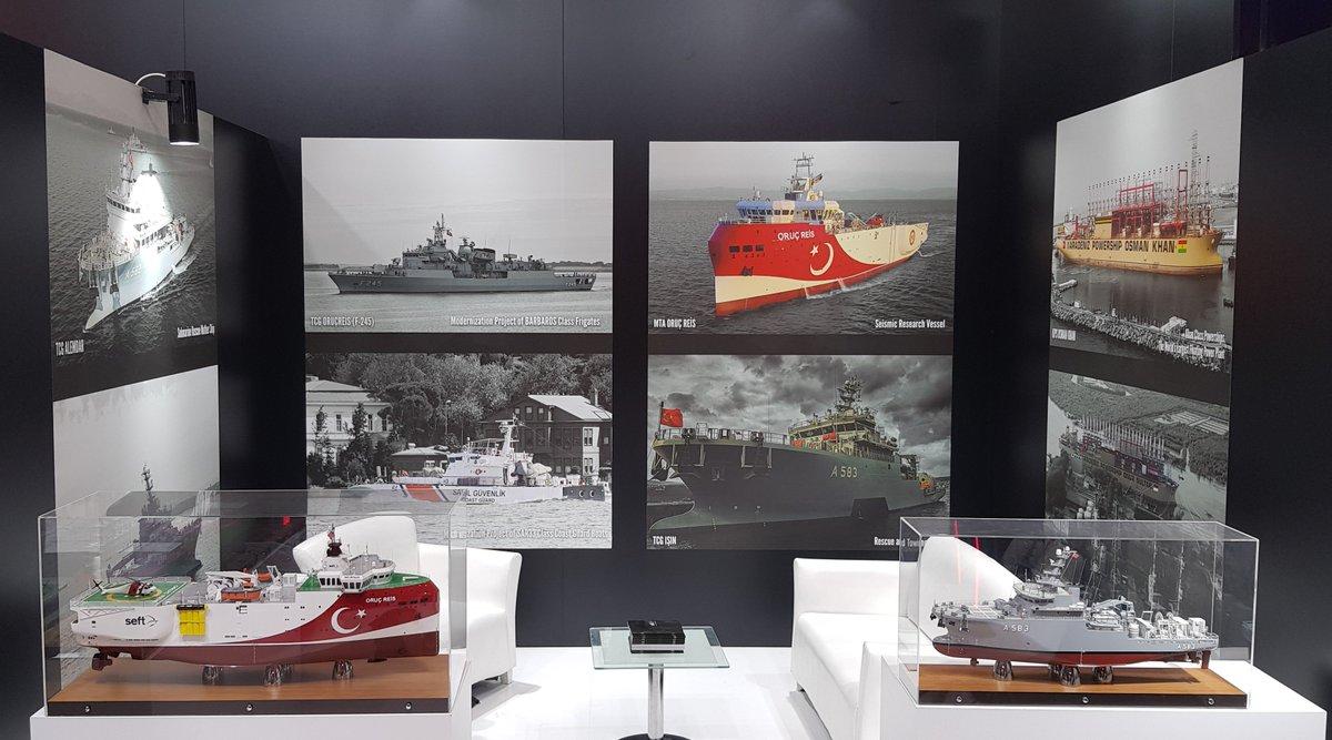 Выставка IDEF-2019