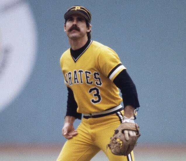 Happy birthday to Phil Garner, Scrap Iron and a member of the 1979 Pirates Fam A Lee