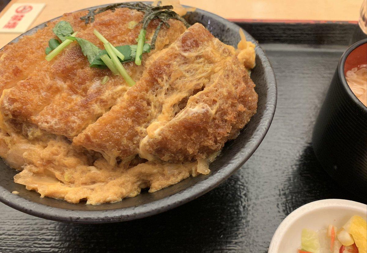 カロリー カツ 丼