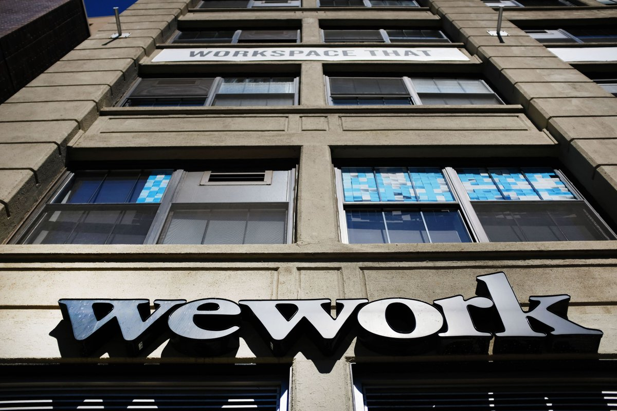 Recode Daily: WeWork has filed confidentially for an IPO