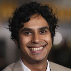 Happy 38th birthday to Kunal Nayyar! Best known for playing Rajesh Koothrappali on The Big Bang Theory!