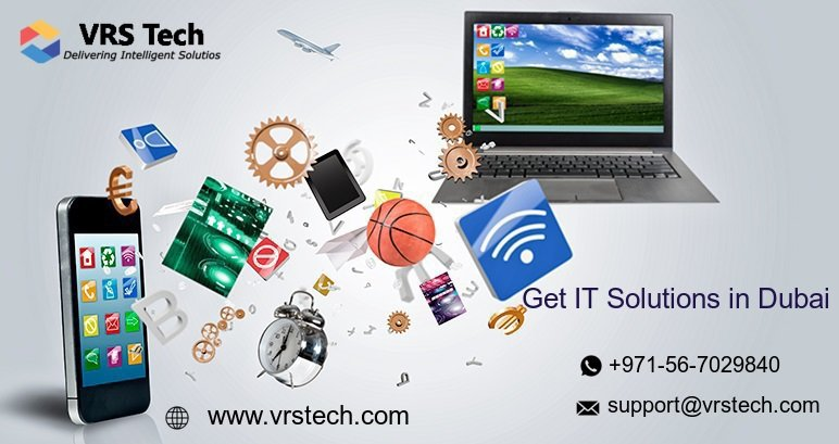 VRS Technology is one of the leading #ITservices and IT solutions provider based in Dubai, offering end-to-end IT services and #ITsupportinDubai, UAE. #ITSolutionDubai #ITSolutioninDubai @ITSolutionsATL    Approach @+971-56-7029840. Get More: https://bit.ly/2C3KL30 pic.twitter.com/5lBY831PNq
