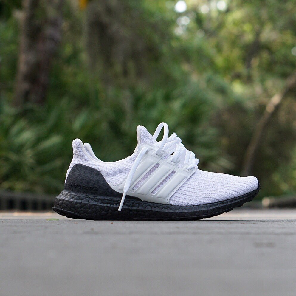 738e4f42a0b67 Adidas UltraBoost 4.0 in White Orchid Tint with Black Boost Available...   adidas  ultraboost  adidasultraboostpic.twitter.com gl2zW0c8TY – at Fresh  Rags