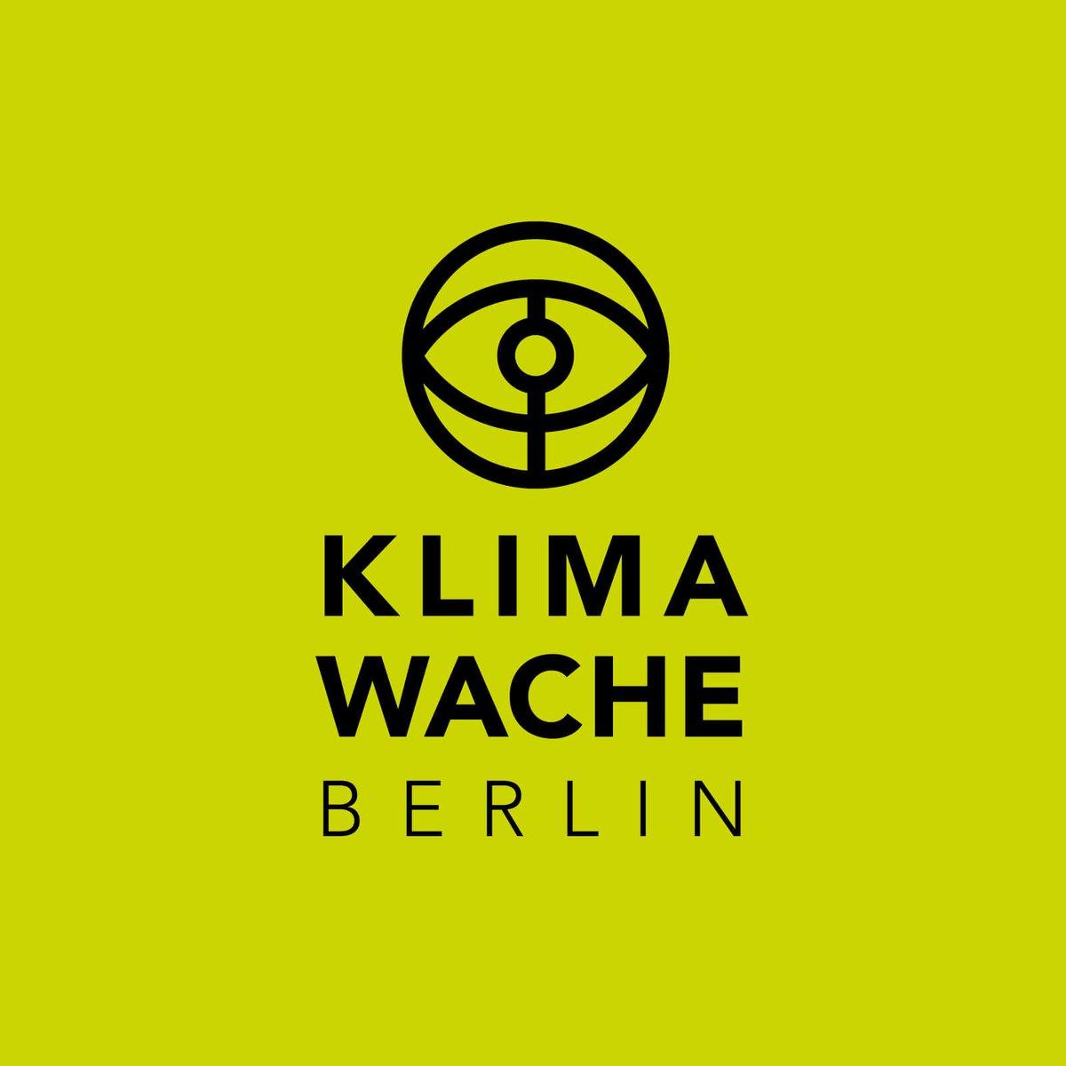 Klimawache Berlin Logoentwicklung. #BlhHamburg #KlimawacheBerlin #Climate #Logo #Logoentwicklung #Logodesign #Grafikdesign #CorporateDesign #Markenbildung #Marke #Marketing #Branding