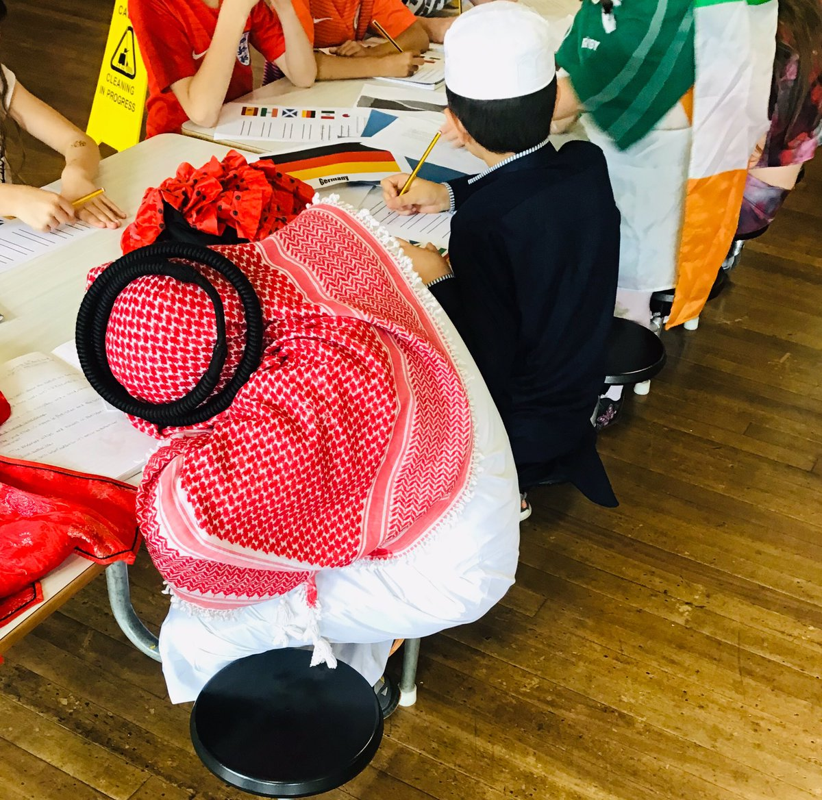 Year 4's 'Culture Day' at @NorthManorAcad - so impressed with the high level of home learning and contributions.