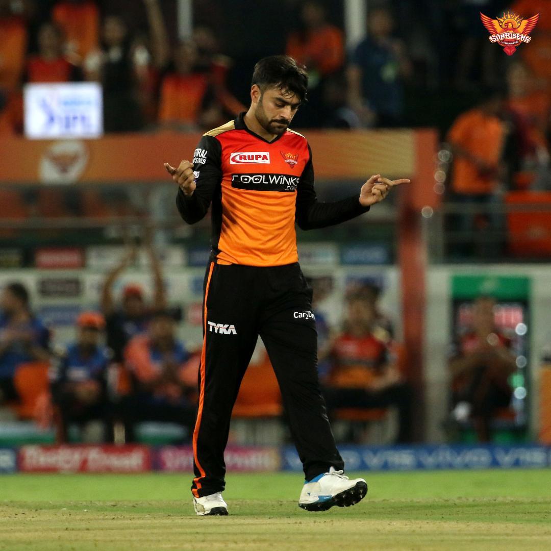 Name: Rashid Khan   Hobby: Dismissing set batsmen   #OrangeArmy #RiseWithUs @rashidkhan_19