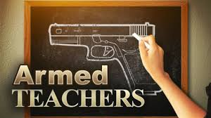 Florida Moves To Allow Schools To Arm Teachers