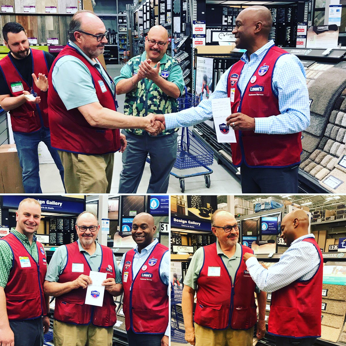 Lowesmanchesternj Lowes2428 Twitter