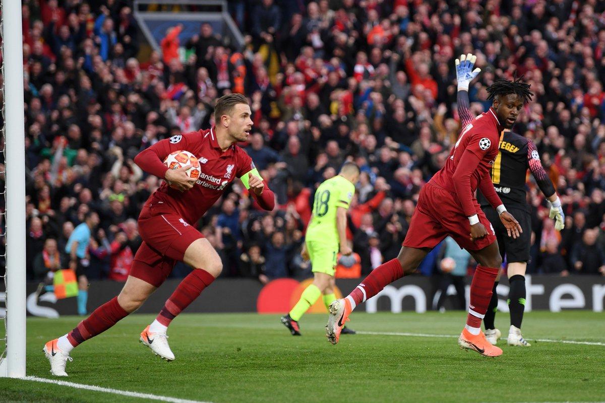 Ливерпуль - Барселона 4:0. Поход за чудом, или Пешеходам не всегда преимущество - изображение 4