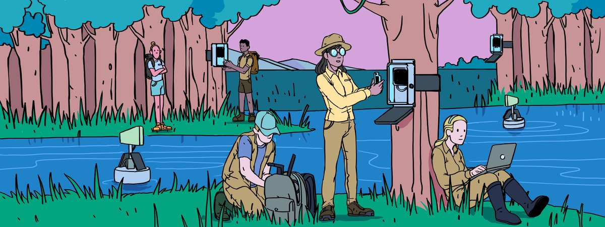 We are trying to build something really great with @FieldKitOrg and need your help. If youre a field scientist, student, nature-lover, citizen scientist, EJ advocate, or conservationist, please help us out by answering a few VERY quick questions: survey.fieldkit.org