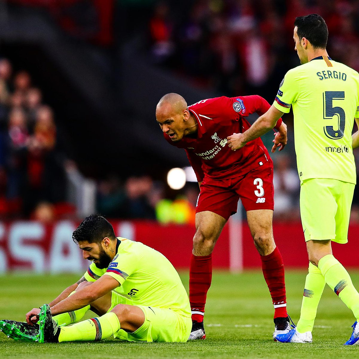 Liverpool 4 0 Borussia Dortmund Match Report Philippe: Flipboard: Liverpool Fans Call Out Suarez Dive In UCL