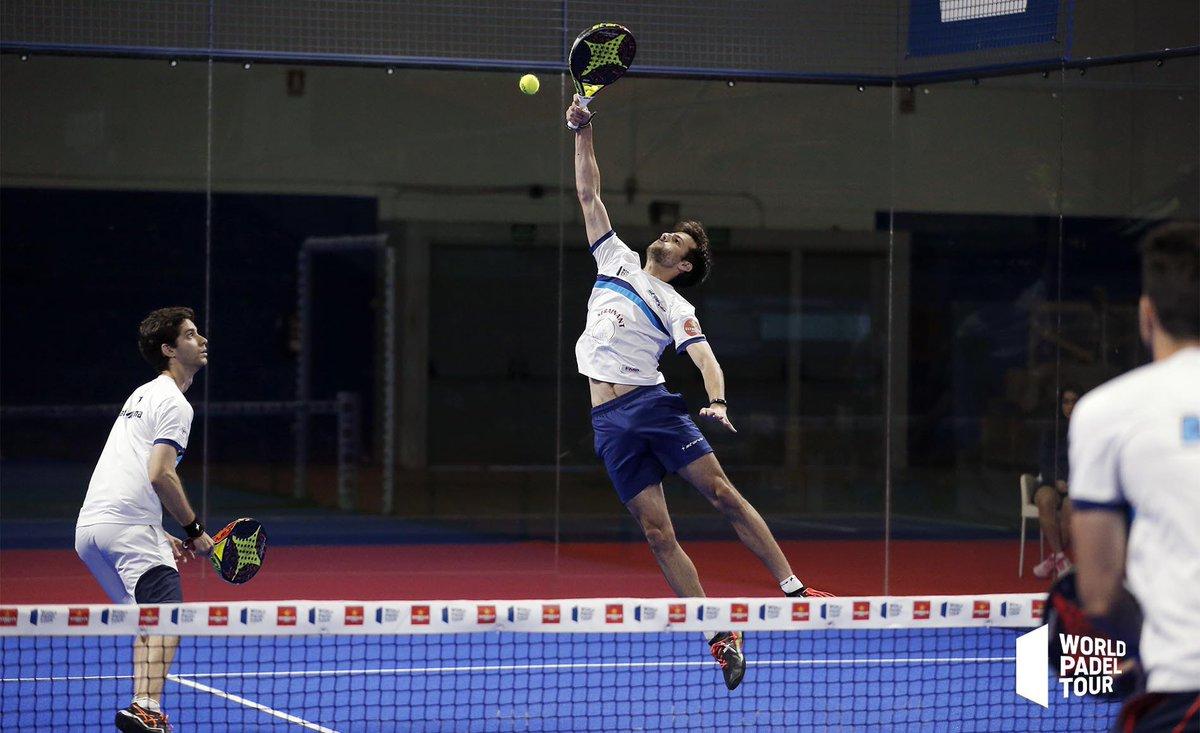 Momo González y Maty Marina ganan en la final de la previa del Vigo Open