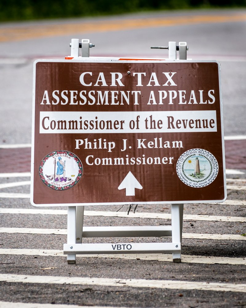 Virginia Car Tax >> Virginia Beach On Twitter Residents Have An Easy Way To Appeal