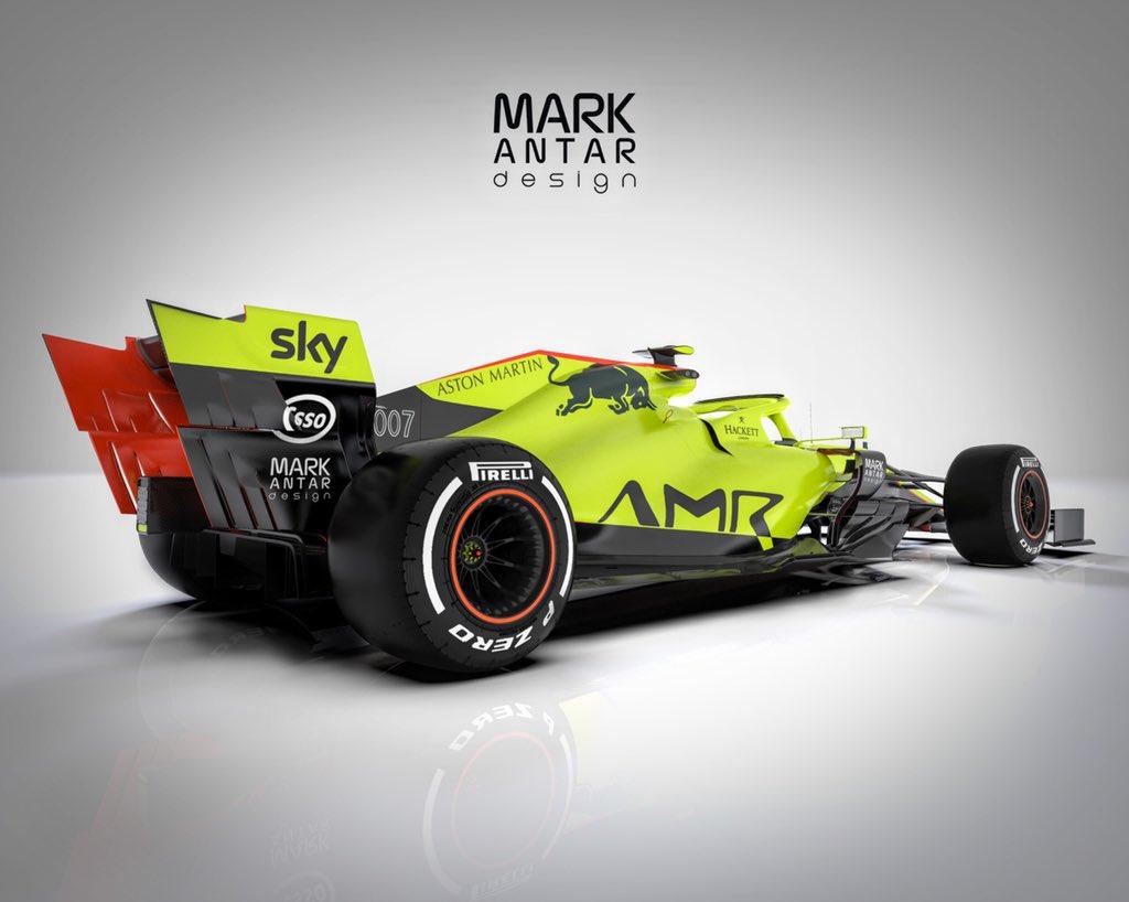 Mark Antar Design Na Tviteru Amr Official F1 Livery Concept 1 Follow Me On Instagram For More Https T Co Mat2z0nsrp Amr Astonmartin F1