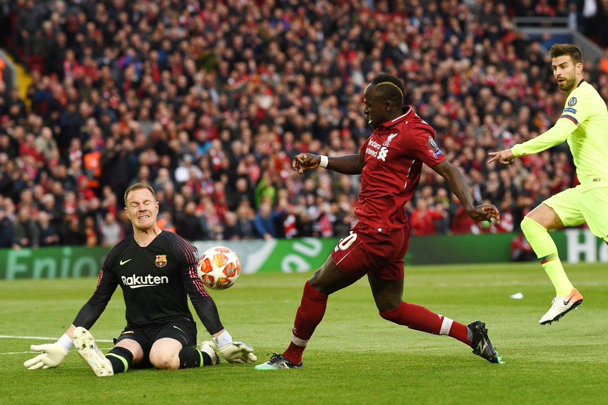 Ливерпуль - Барселона 4:0. Поход за чудом, или Пешеходам не всегда преимущество - изображение 2