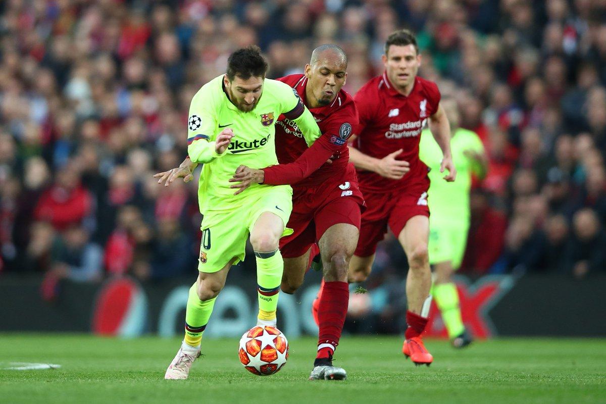Xem lại Liverpool vs Barcelona