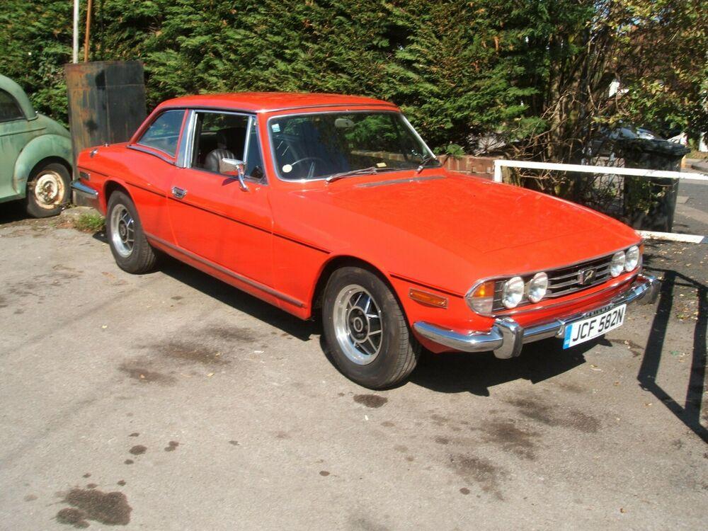 Uk Classic Cars On Twitter Ebay Superb 1975 Triumph Stag Https T Co 044ihwbej5 Classiccars Cars